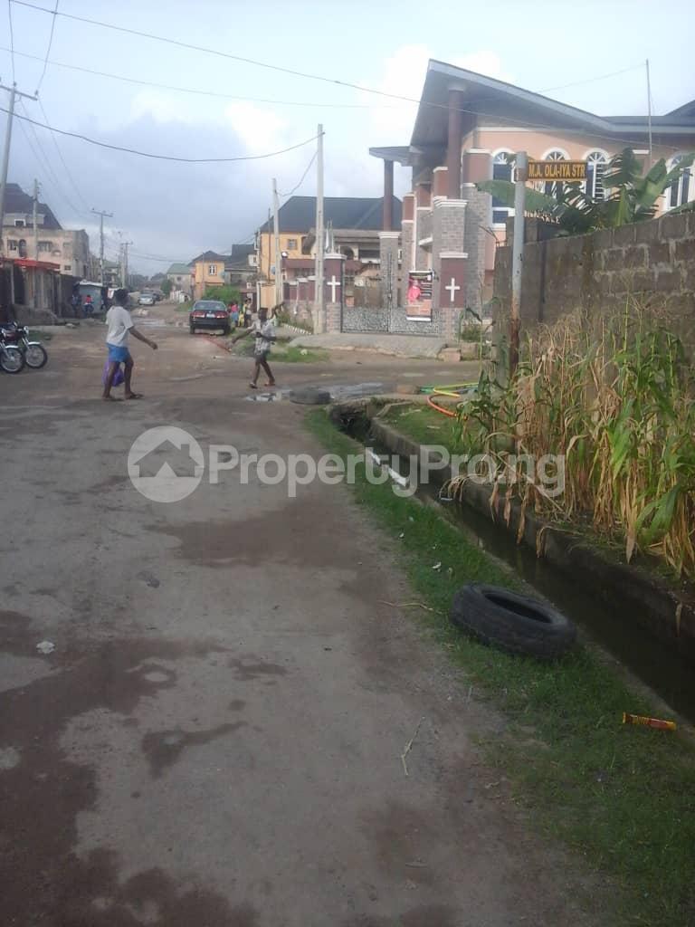 3 bedroom Flat / Apartment for sale Olaiya Street Community road Okota Lagos - 3