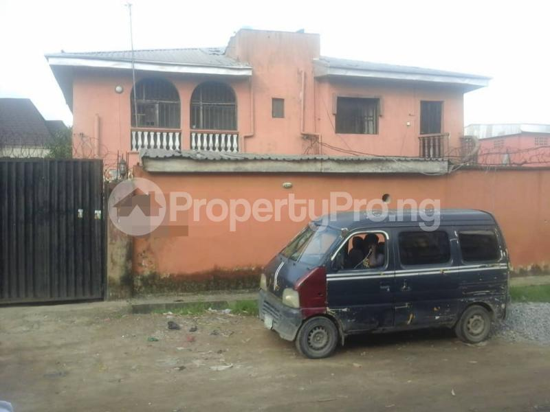 3 bedroom Flat / Apartment for sale Olaiya Street Community road Okota Lagos - 0
