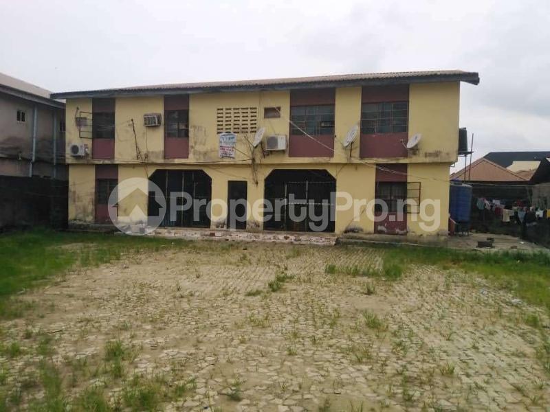 3 bedroom House for sale DIVINE ESTATE AGO PALACE Ago palace Okota Lagos - 0