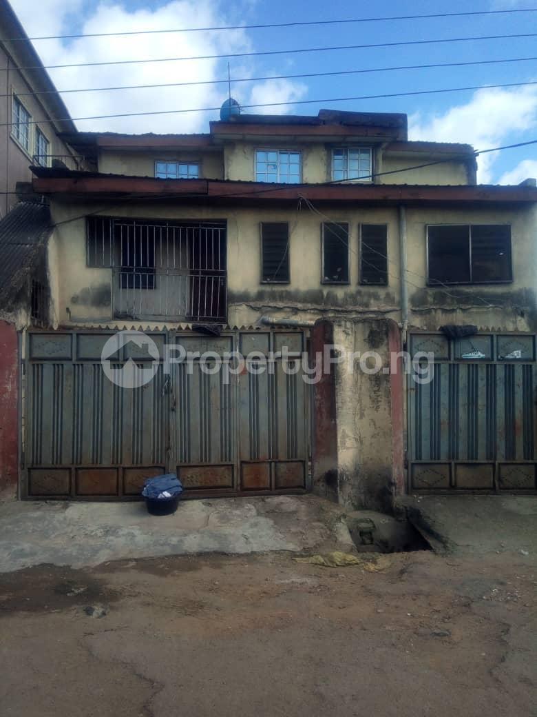 Blocks of Flats House for sale Olosha Mushin Mushin Lagos - 0