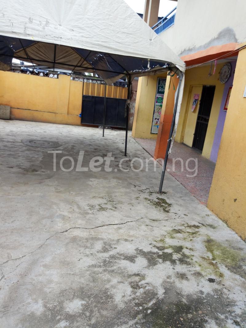 2 bedroom Commercial Property for sale sadiku street Ilasamaja Mushin Lagos - 0