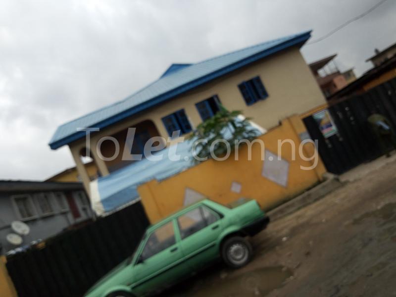 2 bedroom Commercial Property for sale sadiku street Ilasamaja Mushin Lagos - 1