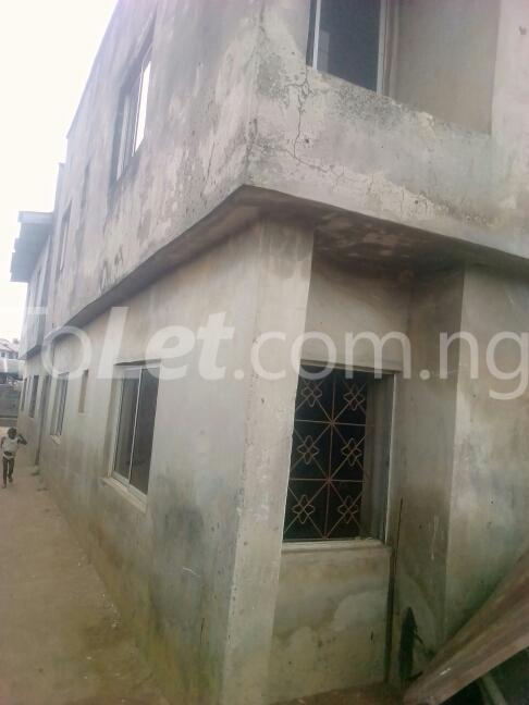 3 bedroom Commercial Property for sale ilepo abule egba Abule Egba Abule Egba Lagos - 1