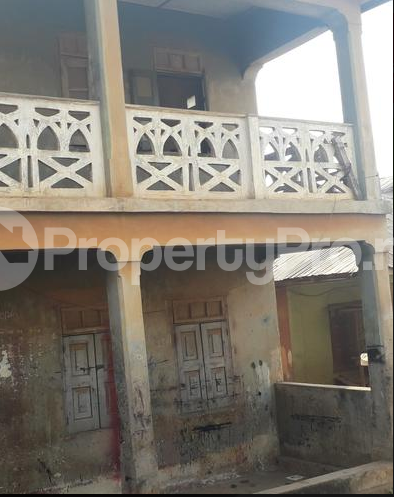 House for sale 16 ,catholic Mission Road, Lagere Ife Central Osun - 0