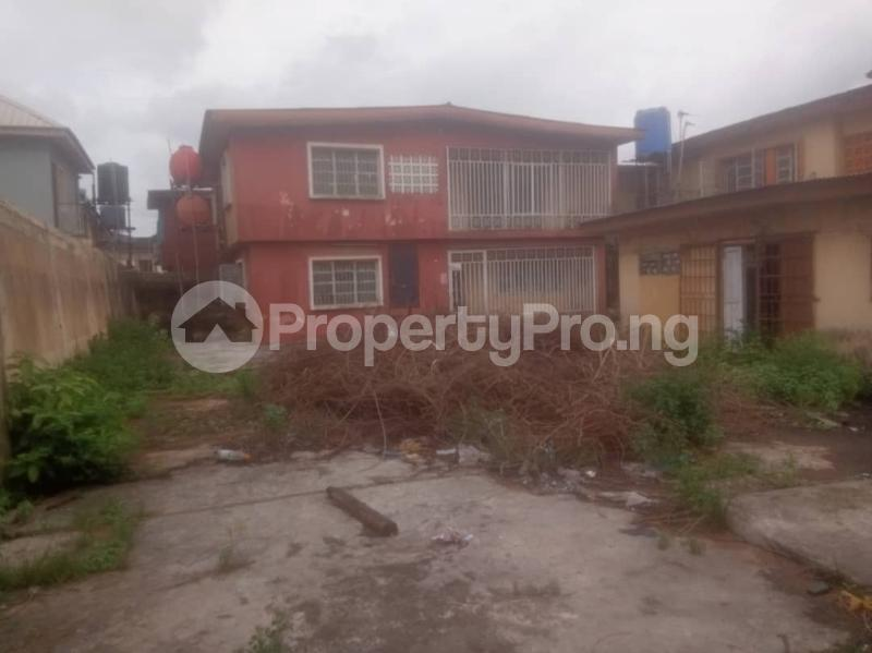 3 bedroom Blocks of Flats for sale Victoria Street Close To Emmanuel High Street Ogudu Road Ojota Lagos - 0