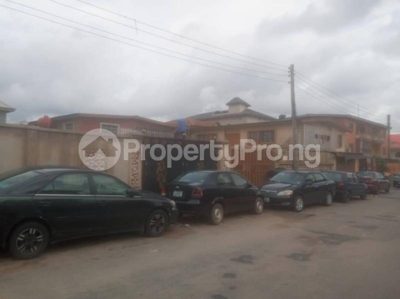 3 bedroom Blocks of Flats for sale Victoria Street Close To Emmanuel High Street Ogudu Road Ojota Lagos - 1