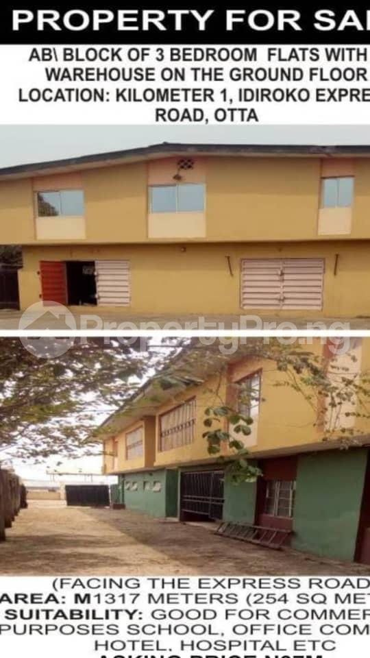 9 bedroom School Commercial Property for rent 163, Idiroko Express Road Ota. Opposite Ansar-Ud-Deen School Ota Ota GRA Ado Odo/Ota Ogun - 0