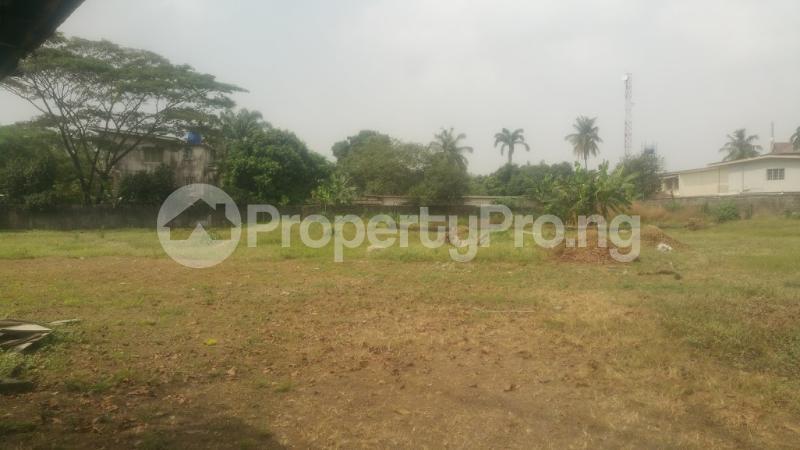 Residential Land Land for sale Oduduwa crescent, ikeja G.R.A Ikeja GRA Ikeja Lagos - 1