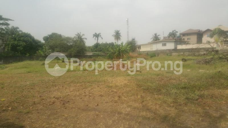 Residential Land Land for sale Oduduwa crescent, ikeja G.R.A Ikeja GRA Ikeja Lagos - 0