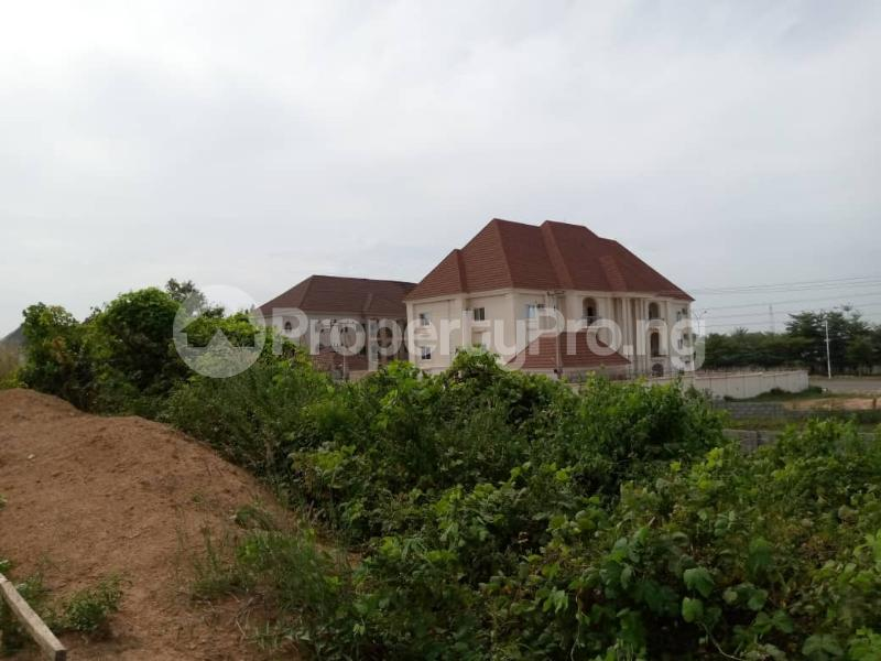 Land for sale  Close to American International School Durumi Abuja - 1