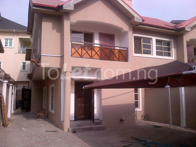 3 bedroom House for rent At LSDPC Maryland Estate Maryland Lagos - 0
