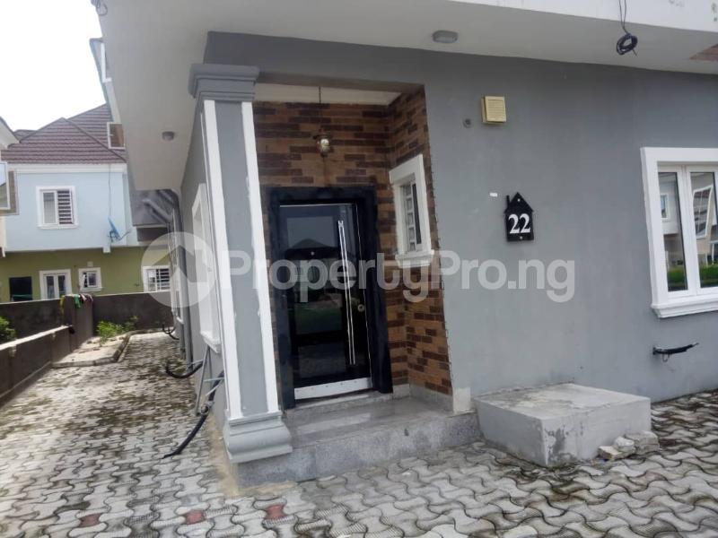 4 bedroom Detached Duplex for rent Beside Shoprite Sangotedo Ajah Lagos - 2