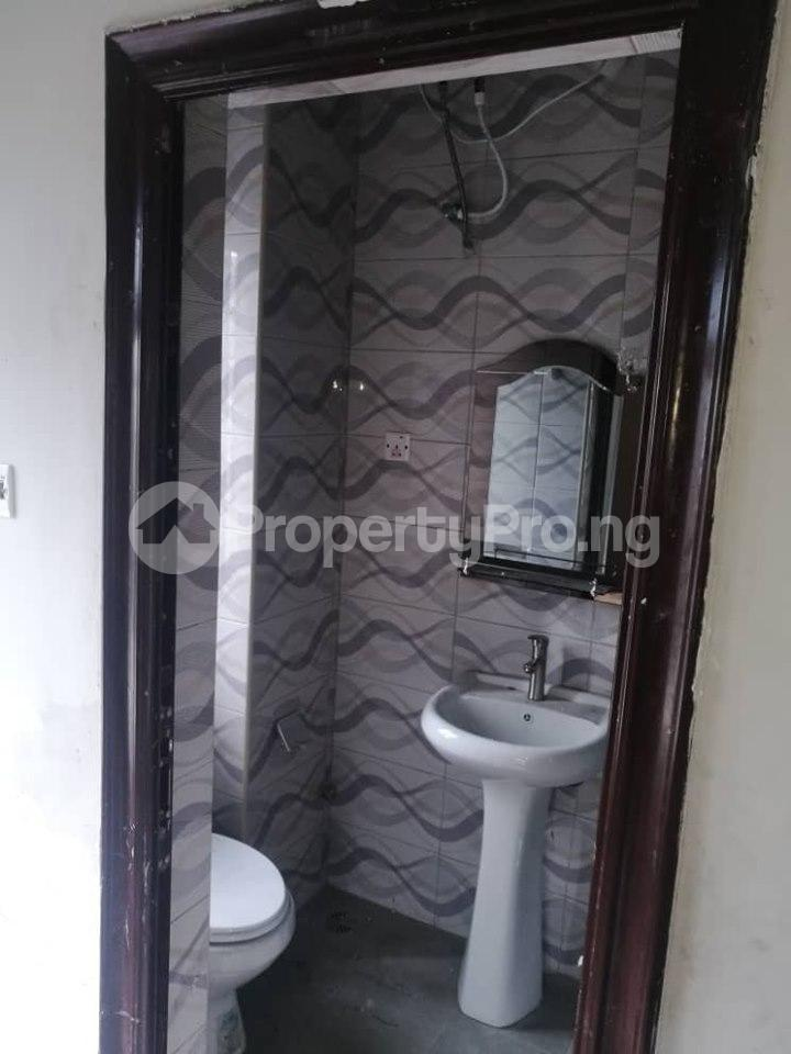 3 bedroom Semi Detached Duplex House for rent  gbalajam woji just after the bridge from Odili road Trans Amadi Port Harcourt Rivers - 7