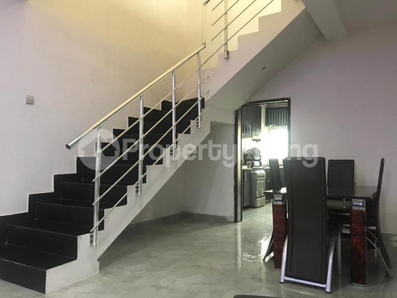 4 bedroom Detached Duplex for rent After Abraham Adesanya Estate By The Traffic Light, Before Lagos Business School ( Lbs) Lekki Gardens estate Ajah Lagos - 8