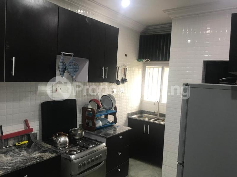 4 bedroom Detached Duplex for rent After Abraham Adesanya Estate By The Traffic Light, Before Lagos Business School ( Lbs) Lekki Gardens estate Ajah Lagos - 14