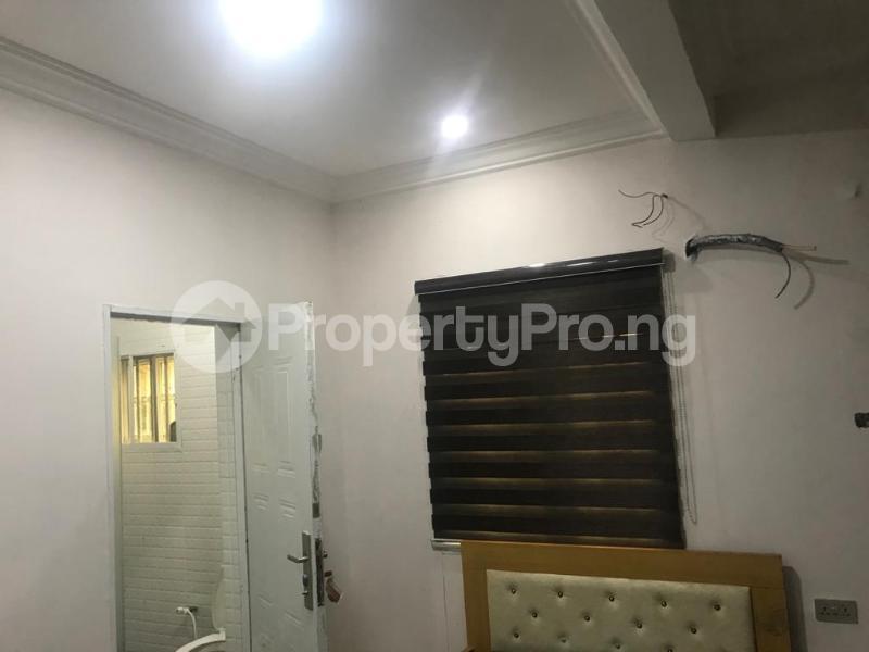 4 bedroom Detached Duplex for rent After Abraham Adesanya Estate By The Traffic Light, Before Lagos Business School ( Lbs) Lekki Gardens estate Ajah Lagos - 1