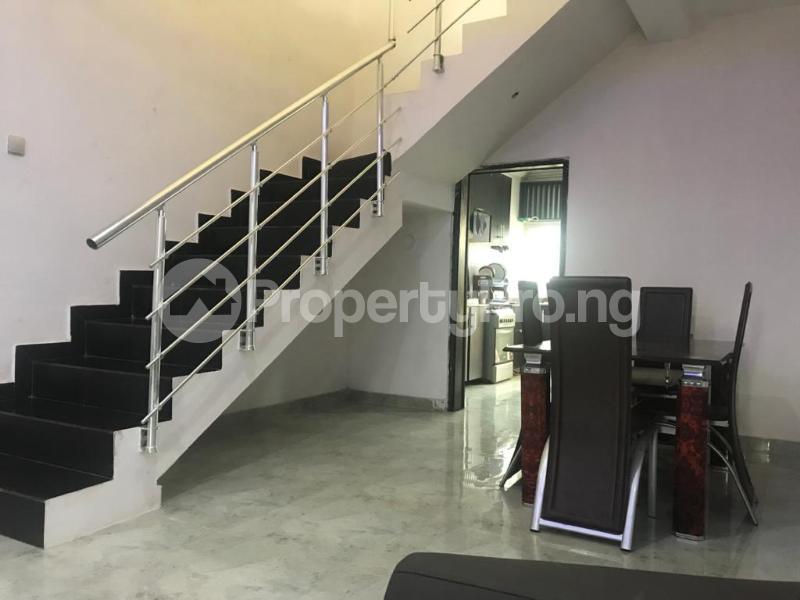 4 bedroom Detached Duplex for rent After Abraham Adesanya Estate By The Traffic Light, Before Lagos Business School ( Lbs) Lekki Gardens estate Ajah Lagos - 2