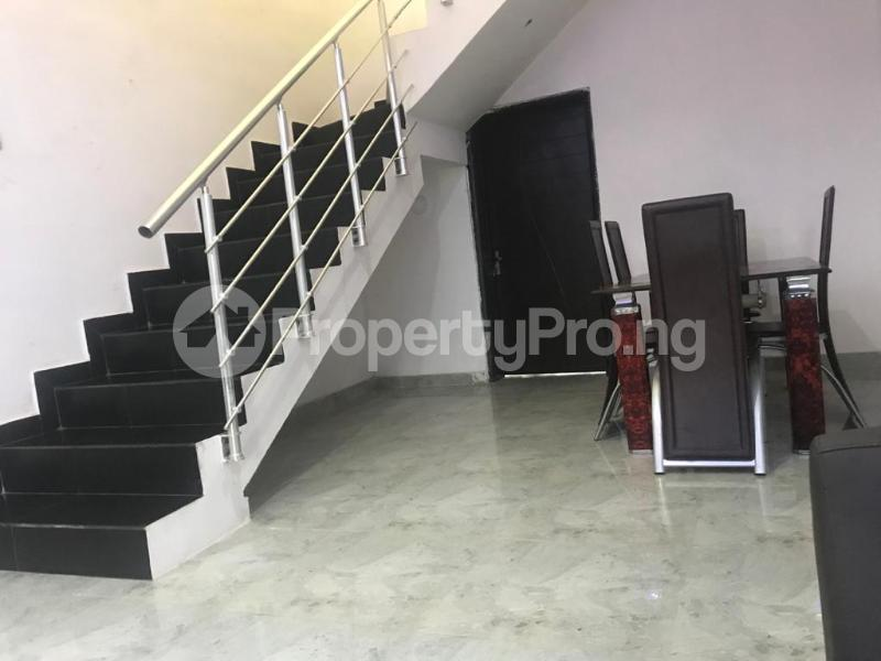 4 bedroom Detached Duplex for rent After Abraham Adesanya Estate By The Traffic Light, Before Lagos Business School ( Lbs) Lekki Gardens estate Ajah Lagos - 15