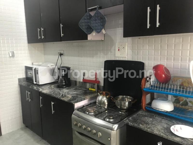 4 bedroom Detached Duplex for rent After Abraham Adesanya Estate By The Traffic Light, Before Lagos Business School ( Lbs) Lekki Gardens estate Ajah Lagos - 12