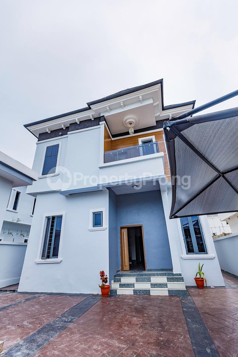 5 bedroom Detached Duplex for sale Lekki County Area, Chevron Drive chevron Lekki Lagos - 0