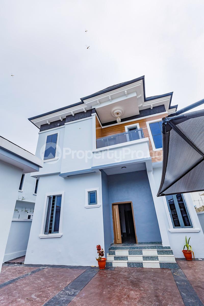 5 bedroom Detached Duplex for sale Lekki County Area, Chevron Drive chevron Lekki Lagos - 13
