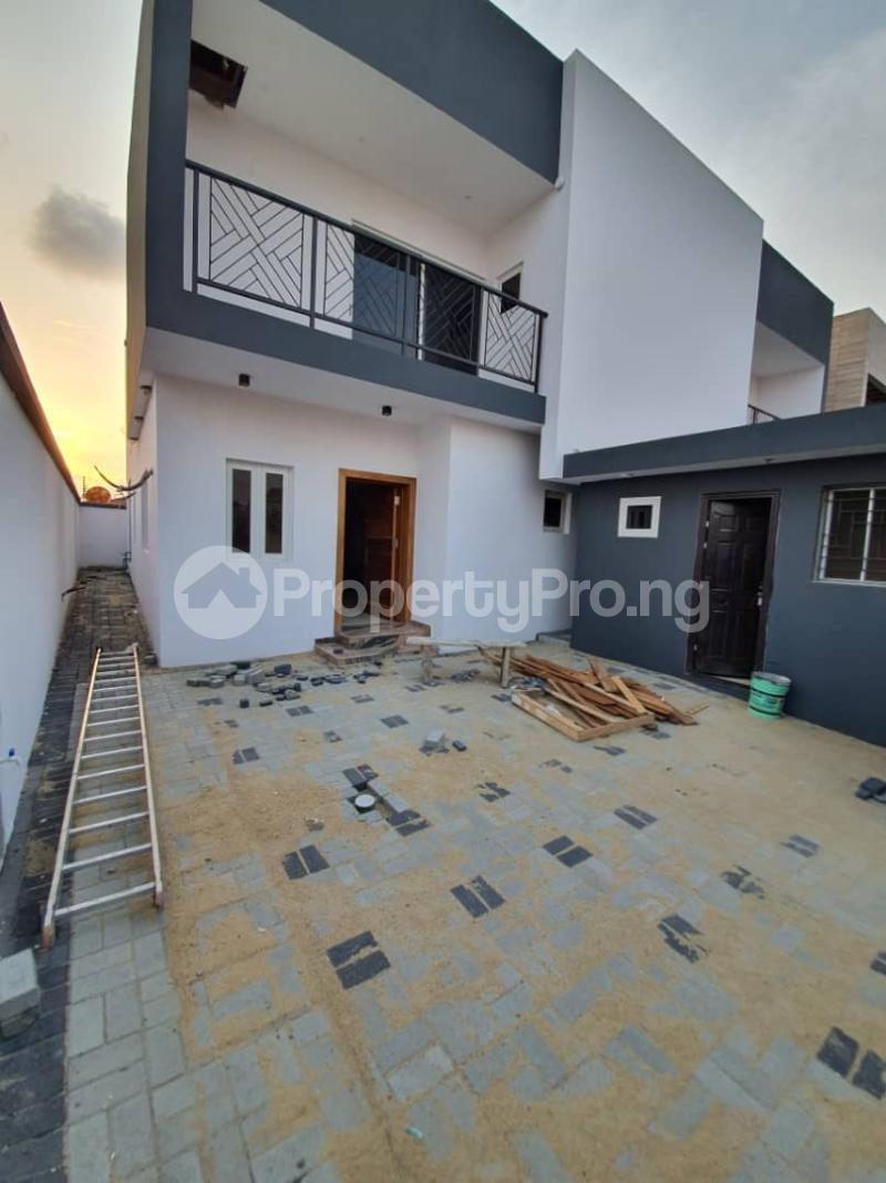 4 bedroom Semi Detached Duplex House for sale Agungi Lekki Lagos - 0
