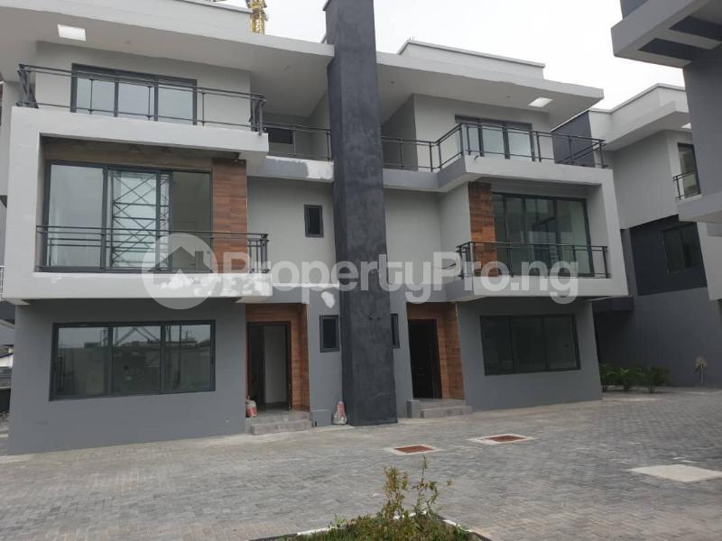 5 bedroom Terraced Duplex House for sale Oniru ONIRU Victoria Island Lagos - 0