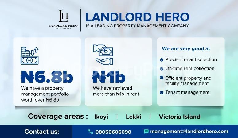5 bedroom Detached Duplex for sale Lekki County Area, Chevron Drive chevron Lekki Lagos - 14
