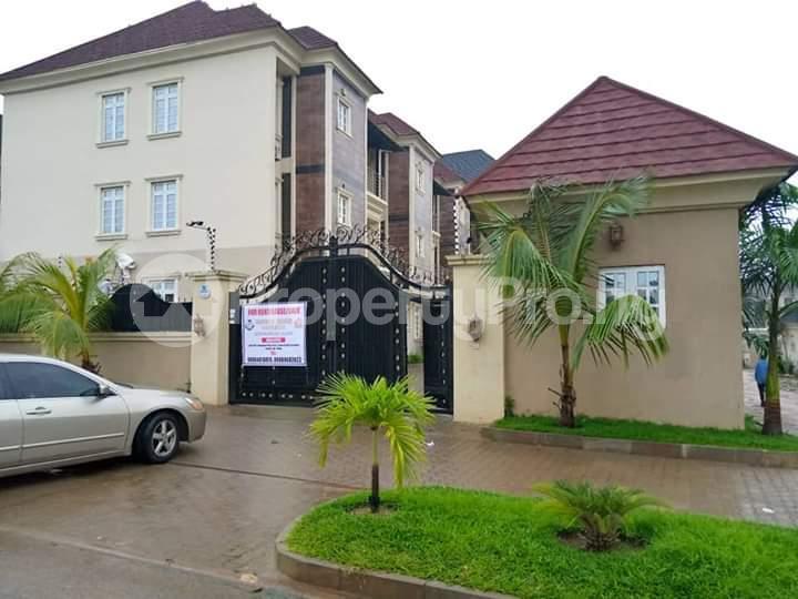 5 bedroom Terraced Duplex House for rent Jabi District, FCT-Abuja Jabi Abuja - 3