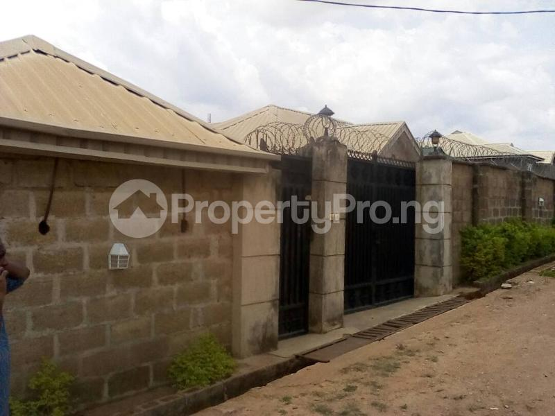 4 bedroom Semi Detached Bungalow for sale Ile Tuntun, Jericho Extension Jericho Ibadan Oyo - 0