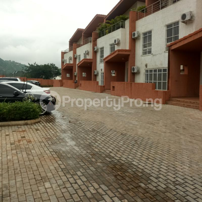 3 bedroom Terraced Duplex House for rent Katampe extension (Diplomatic zone) Katampe Ext Abuja - 0