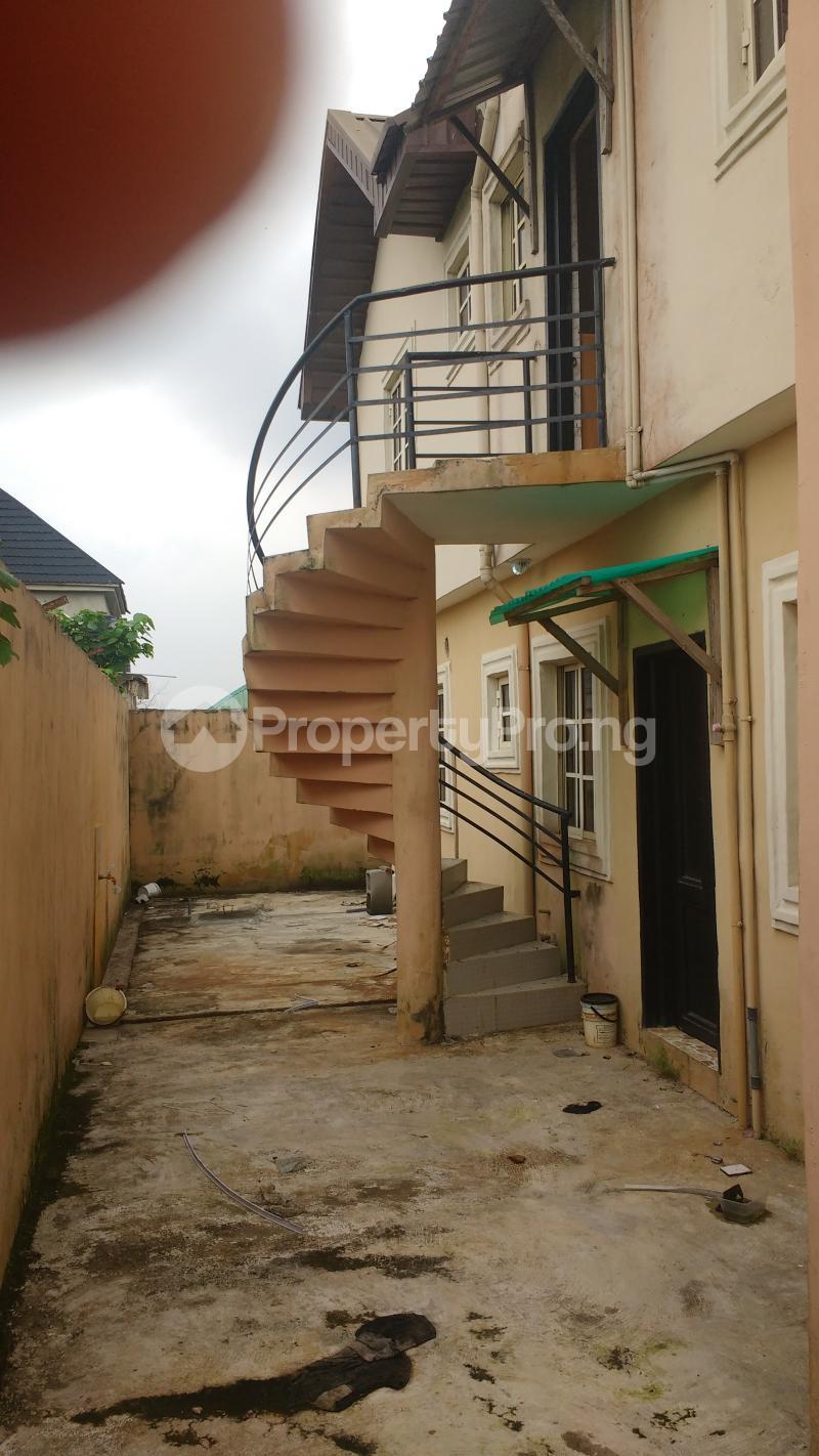 3 bedroom Blocks of Flats House for rent Valley View Estate Oluodo Igbogbo Ikorodu Lagos - 3