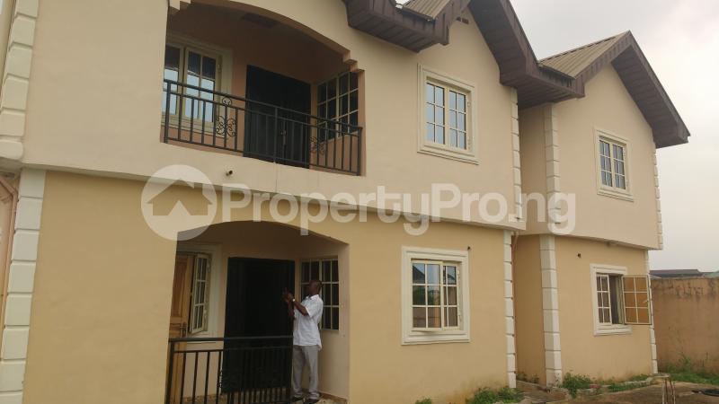 3 bedroom Blocks of Flats House for rent Valley View Estate Oluodo Igbogbo Ikorodu Lagos - 5