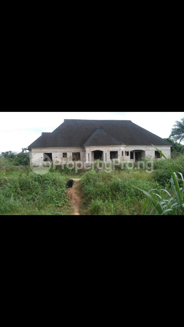 3 bedroom Terraced Bungalow House for sale Rivers state, umuebule 1 Etche Rivers - 0