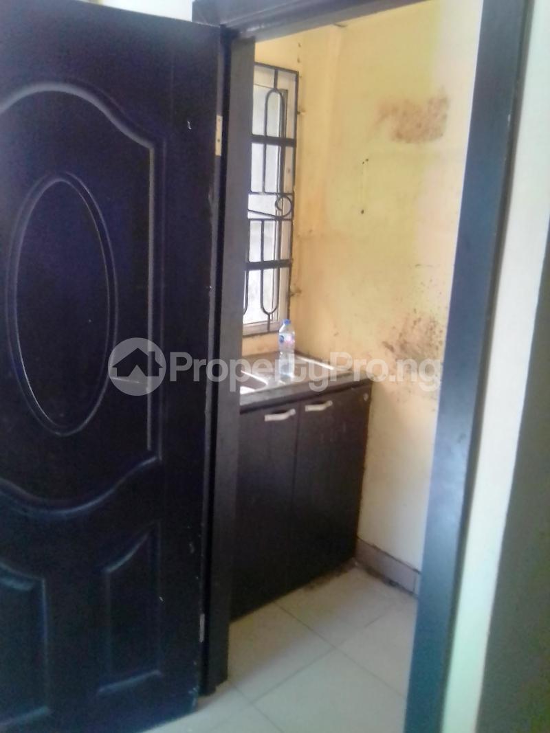 1 bedroom mini flat  Mini flat Flat / Apartment for rent Alaka Estate Surulere Lagos - 0