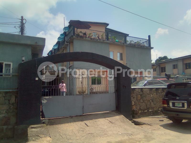 1 bedroom mini flat  Mini flat Flat / Apartment for rent Alaka Estate Surulere Lagos - 5