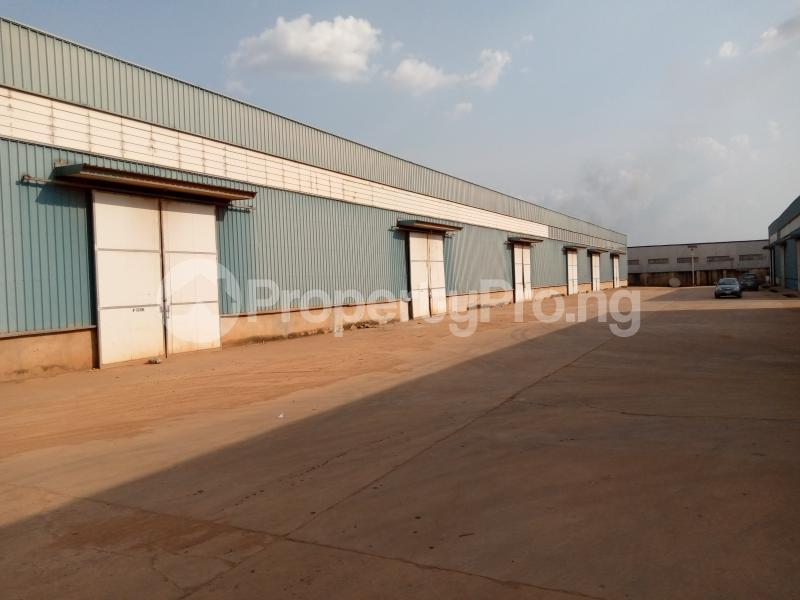 1 bedroom mini flat  Warehouse Commercial Property for rent Ogui Road Enugu Enugu - 0