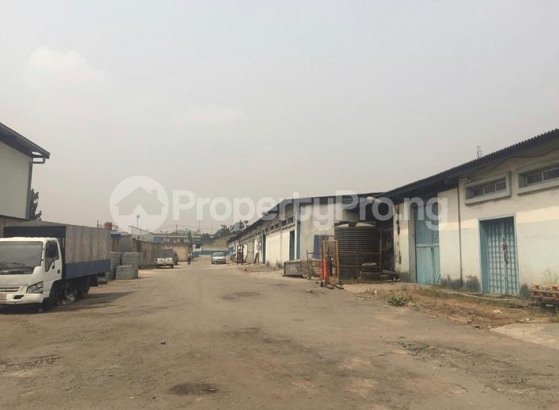Warehouse for sale Ilupeju Industrial Estate, Ilupeju Lagos Ilupeju industrial estate Ilupeju Lagos - 0