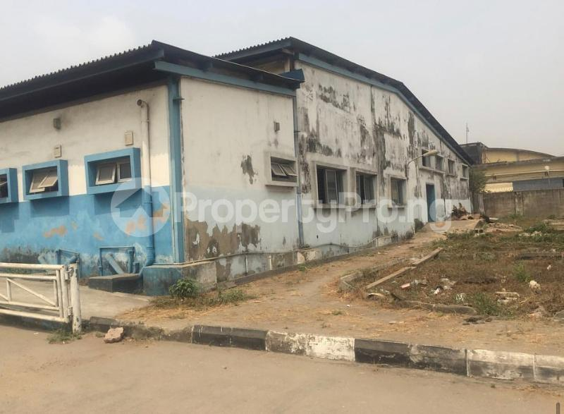 Warehouse for sale Ilupeju Industrial Estate, Ilupeju Lagos Ilupeju industrial estate Ilupeju Lagos - 3