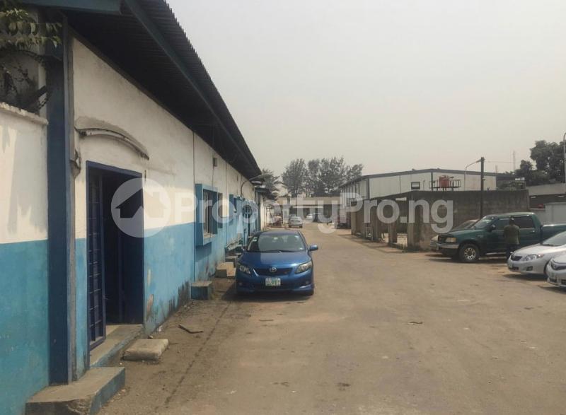 Warehouse for sale Ilupeju Industrial Estate, Ilupeju Lagos Ilupeju industrial estate Ilupeju Lagos - 1