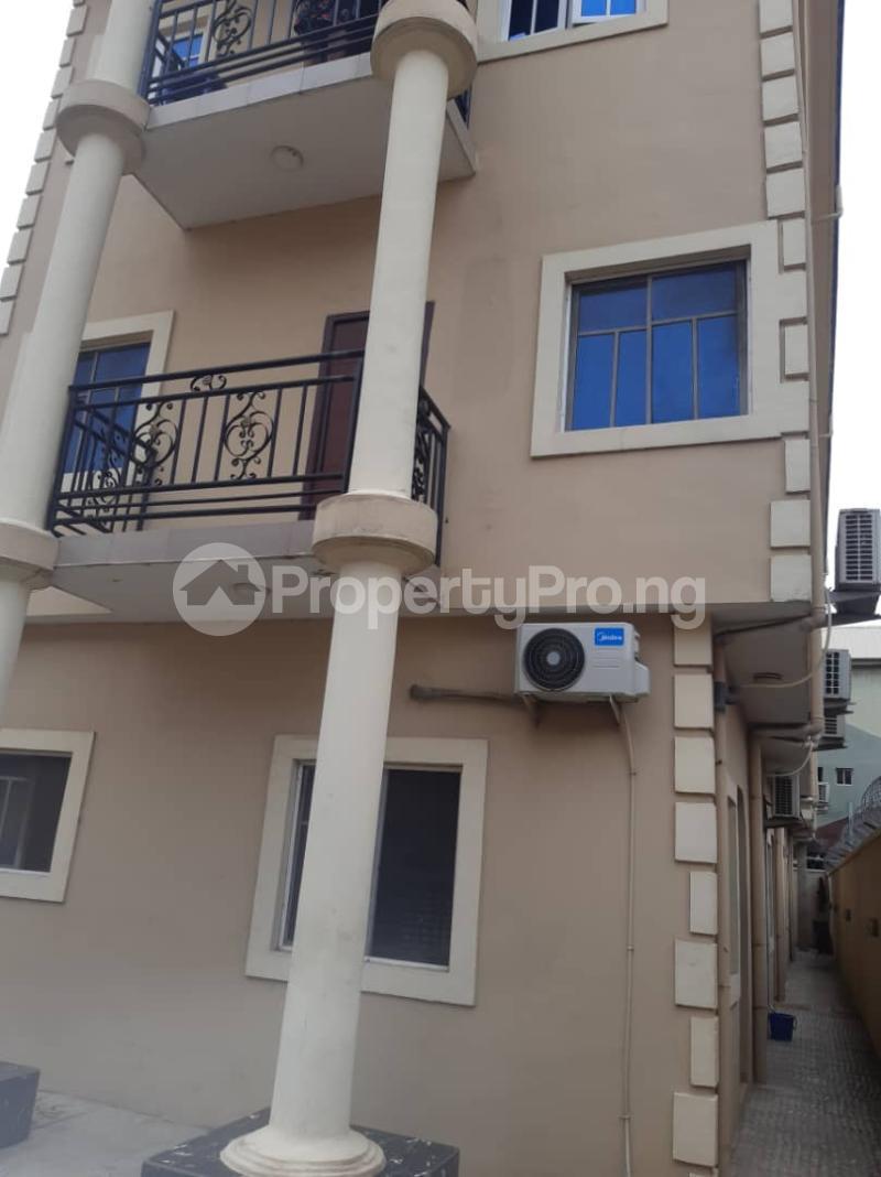 1 bedroom Mini flat for rent Off Pedro Road, Ladi Lak, Behind Gbagada Phase 2 Estate Shomolu Shomolu Lagos - 0