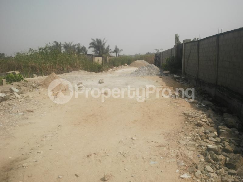 Land for sale Opposite Trade Fair Complex Ojo Ojo Lagos - 0