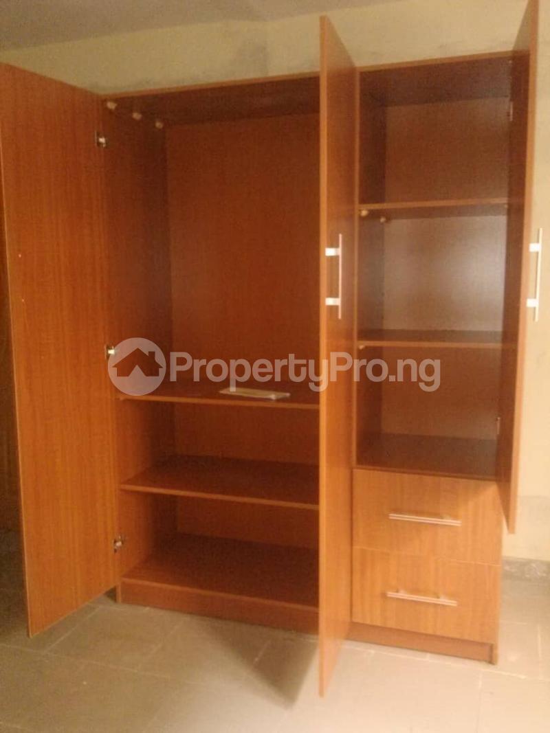 1 bedroom Mini flat for rent Rafiu Shittu Street. Alaka Estate Surulere Lagos - 4