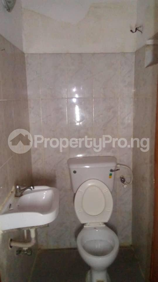 1 bedroom Mini flat for rent Rafiu Shittu Street. Alaka Estate Surulere Lagos - 5