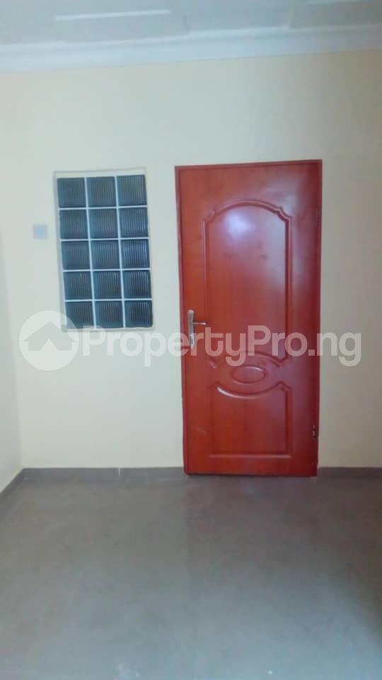 1 bedroom Mini flat for rent Rafiu Shittu Street. Alaka Estate Surulere Lagos - 9