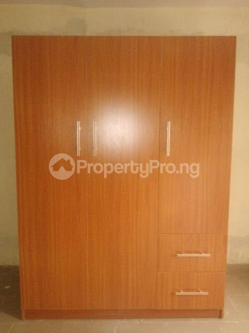 1 bedroom Mini flat for rent Rafiu Shittu Street. Alaka Estate Surulere Lagos - 3