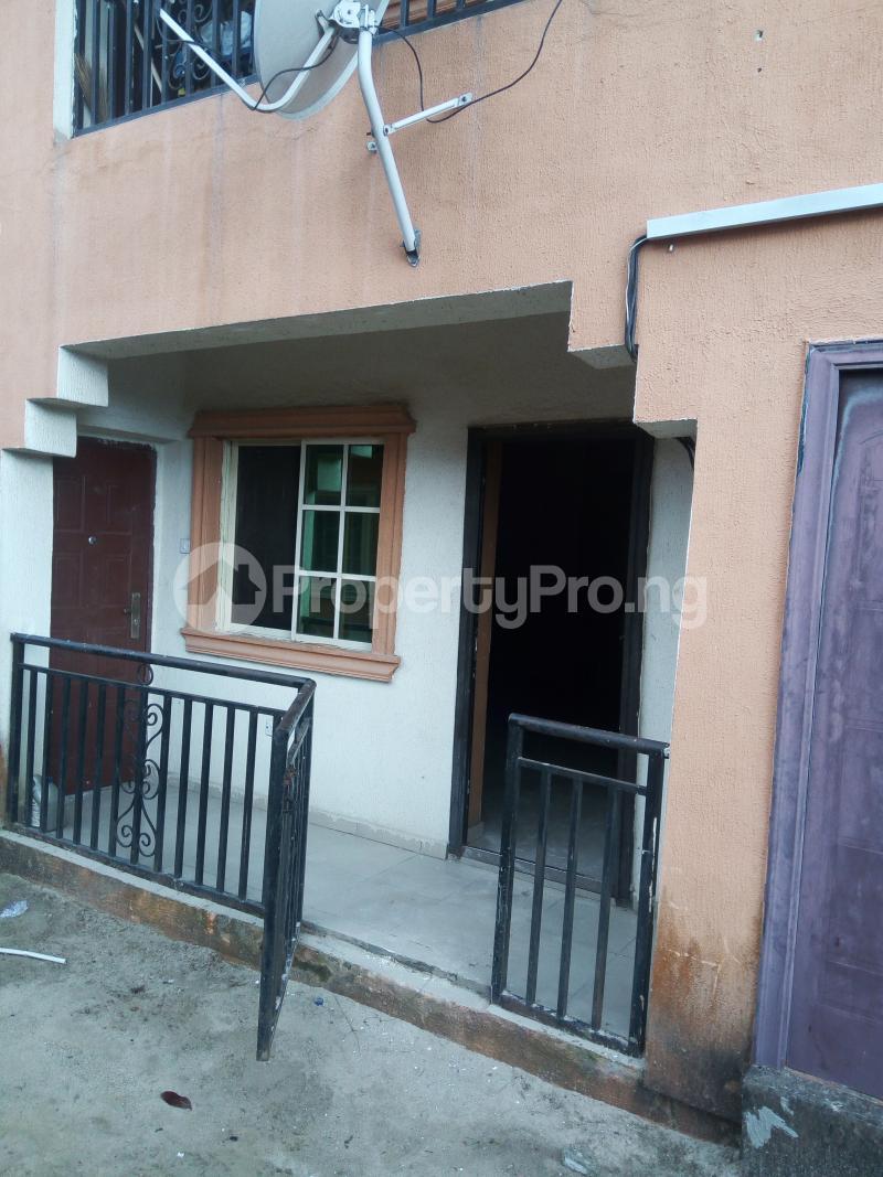 2 bedroom Flat / Apartment for rent An Estate in Abijo after Crown Estate in Ajah axis Lekki.  Abijo Ajah Lagos - 0