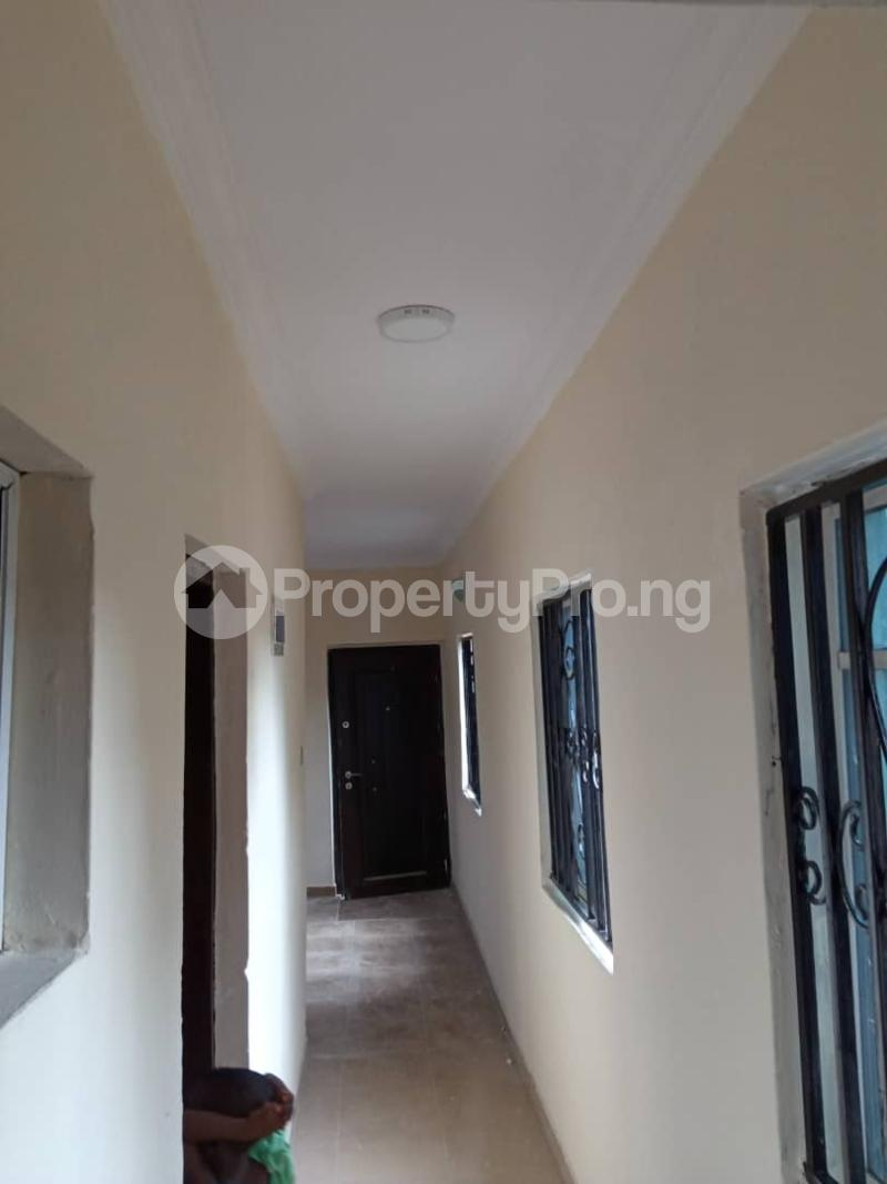 2 bedroom Flat / Apartment for rent Peace estate Soluyi Gbagada Lagos - 2