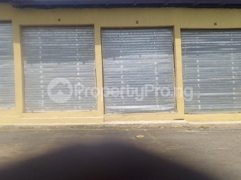 Warehouse Commercial Property for sale Ayegbaju Market, along Gbongan-Ibadan express, Osogbo.  Osogbo Osun - 0