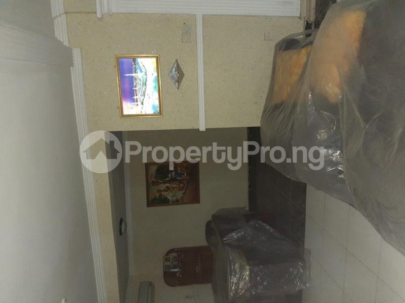 5 bedroom Boys Quarters Flat / Apartment for sale Iju road,  Ishaga Lagos Iju Lagos - 5